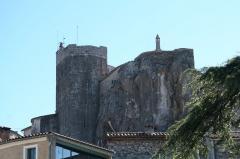 Château - Français:   Laroque - Château.