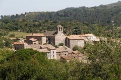 Eglise paroissiale Saint-Etienne -  Saint Stephen church.