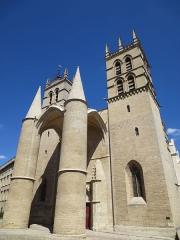Cathédrale Saint-Pierre - Façade Cathédrale Saint-Pierre