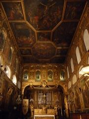 Eglise des Pénitents Blancs - Català:   Vista general de la capella de Santa Fe d\'Agen, Montpeller.