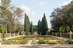 Château d'O -  Languedocian french formal garden.