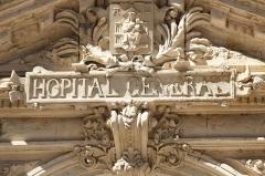 Hôpital Général Saint-Charles et clinique Saint-Charles - Fronton, Chapelle Saint-Charles (Montpellier)