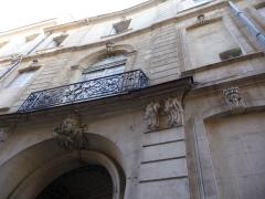 Hôtel Bachy-du-Cayla - Català: Hôtel Baschy de Cayla (Montpeller)