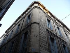 Hôtel de Baudon de Mauny - Català: Cantó de l'Hôtel de Baudon de Mauny (Montpeller)