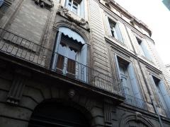 Hôtel de Baudon de Mauny - Català: Façana principal (part dreta) de l'Hôtel de Baudon de Mauny (Montpeller)