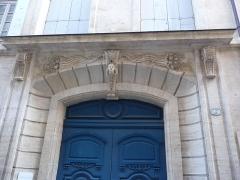Hôtel de Beaulac - Català: Hôtel de Beaulac (Montpeller)