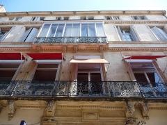 Hôtel de Bénézet - Català: Façana de l'Hôtel de Bénézet (Montpeller)