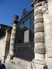 Hôtel Haguenot - Català: Hôtel Haguenot (Montpeller)