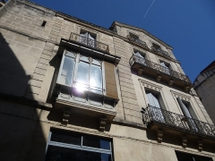 Hôtel Hortolès ou Ginestous - Català: Hôtel Hortolès (Montpeller)