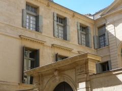 Hôtel de Lunas - Català: Hôtel de Lunas (Montpeller)