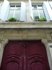 Hôtel de Montferrier - Català: Hôtel de Montferrier (Montpeller)