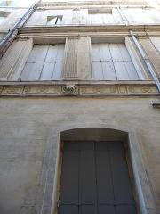 Hôtel de Roquemore - Català: Hôtel de Roquemore (Montpeller)