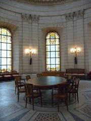 Hôtel de Saint-Côme - Català: Interior de l'amfiteatre de l'Hôtel de Saint-Côme (Montpeller)