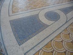 Hôtel de Saint-Côme - Català: Terra de l'amfiteatre de l'Hôtel de Saint-Côme (Montpeller)