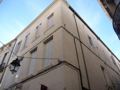 Hôtel de la Société Royale des Sciences - Català: Hôtel de la Société Royale des Sciences (Montpeller)