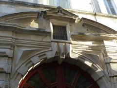 Hôtel de Solas - Català: Hôtel de Solas (Montpeller)