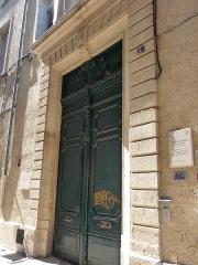 Hôtel des Trésoriers de la Bourse - Català:   Hôtel des Trésoriers de la Bourse (Montpeller)