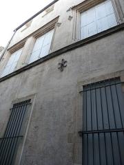 Hôtel des Trésoriers de France (ou hôtel de Lunaret) - Català: Hôtel des Trésoriers de France (Montpeller)