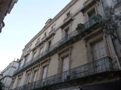 Immeuble - Català: Hôtel Faulquier (Montpeller)