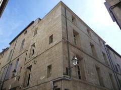 Immeuble - Català: Edifici rue Poitevine 9; rue de la Valfère, 23 (Montpeller)