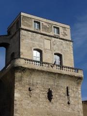 Ancien observatoire dit Tour de la Babotte - Català: Torre principal de la Torre de la Babòta (Montpeller)