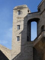 Ancien observatoire dit Tour de la Babotte - Català: Torreta esquerra de la Torre de la Babòta (Montpeller)