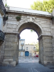 Porte de la Blanquerie - Català: Porta de la Blanquerie (Montpeller)
