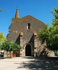 Eglise Saint-Félix - France - Languedoc - Hérault - Portiragnes - Église Saint-Félix