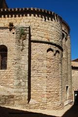 Eglise Sainte-Marie - France - Languedoc - Hérault - Église Sainte-Marie de Quarante