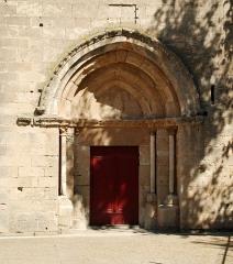 Eglise Notre-Dame de Grâce - France - Languedoc - Hérault - Sérignan - Collégiale Notre-Dame-de-Grâce