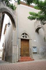 Eglise Saint-Pierre et Saint-Marcellin -  église Saint-Pierre de Vendémian