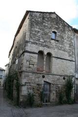 Hôtel des Monnaies - Français:   Villemagne-l\'Argentière (Hérault) - Maison des Monnaies (art roman)