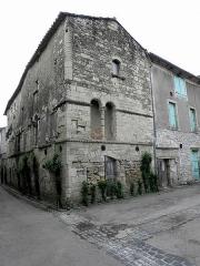 Hôtel des Monnaies - Français:   Maison des Monnaies à Villemagne-l\'Argentière (34).