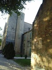 Ancienne abbaye de Sainte-Marie de Valmagne - English: Abbaye Sainte-Marie de Valmagne, situated at Villeveyrac