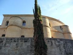 Ancien couvent des Ursulines, anciennes prisons (ex-Caserne Grossetti) - Català: Antic Convent de les Ursulines de Montpeller