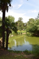 Jardin du Plateau des Poètes - Plateau des poètes