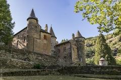 Château du Champ - Français:   Château du Champ, lors des journées européennes du patrimoine 2017.