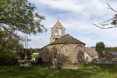 Eglise Saint-Laurent de Puylaurent - Français:  Église Saint-Laurent de La Bastide-Puylaurent (France).