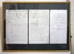Temple - English:  Decision quashing the destruction of Le Collet-de-Dèze.