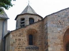 Eglise Saint-Pierre Saint-Paul - Français:   Eglise d\'Ispagnac - Lozère