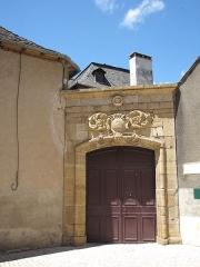 Monastère des Ursulines - Français:   Couvent des Ursulines d\'Ispagnac,  (Inscrit, 1950)