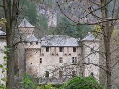 Château de la Caze - Català: Castell de la Caze (La Val de Tarn)