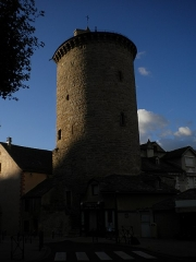 Tour des Pénitents - This building is indexed in the base Mérimée, a database of architectural heritage maintained by the French Ministry of Culture,under the reference PA00103881 .
