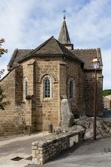 Eglise Notre-Dame de la Rouvière - Français:  Église Notre-Dame de Pelouse (France).