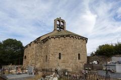 Eglise Saint-Frézal - Français:  Église Saint-Frézal de Saint-Frézal-d'Albuges (France).