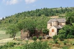 Domaine rural d'Issenges - Français:   Le manoir d\'Issenges à Bédouès (Lozère, France)
