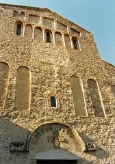 Abbaye Sainte-Marie - Català: Abadia de Santa Maria d'Arles. Vallespir, França
