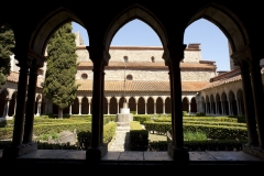 Abbaye Sainte-Marie - This building is classé au titre des Monuments Historiques. It is indexed in the Base Mérimée, a database of architectural heritage maintained by the French Ministry of Culture,under the reference PA00103960 .