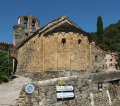Eglise Saint-Saturnin - English: