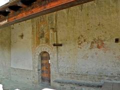 Eglise Saint-Romain de Caldegas - Català:   Portal de Sant Romà de Càldegues (Alta Cerdanya)